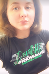 The 'Deadlifts before Dickheads' T-Shirt