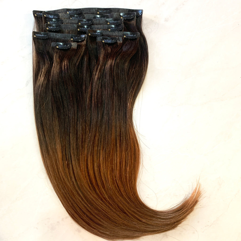 "Fit clips dark chocolate 18"" 150g"