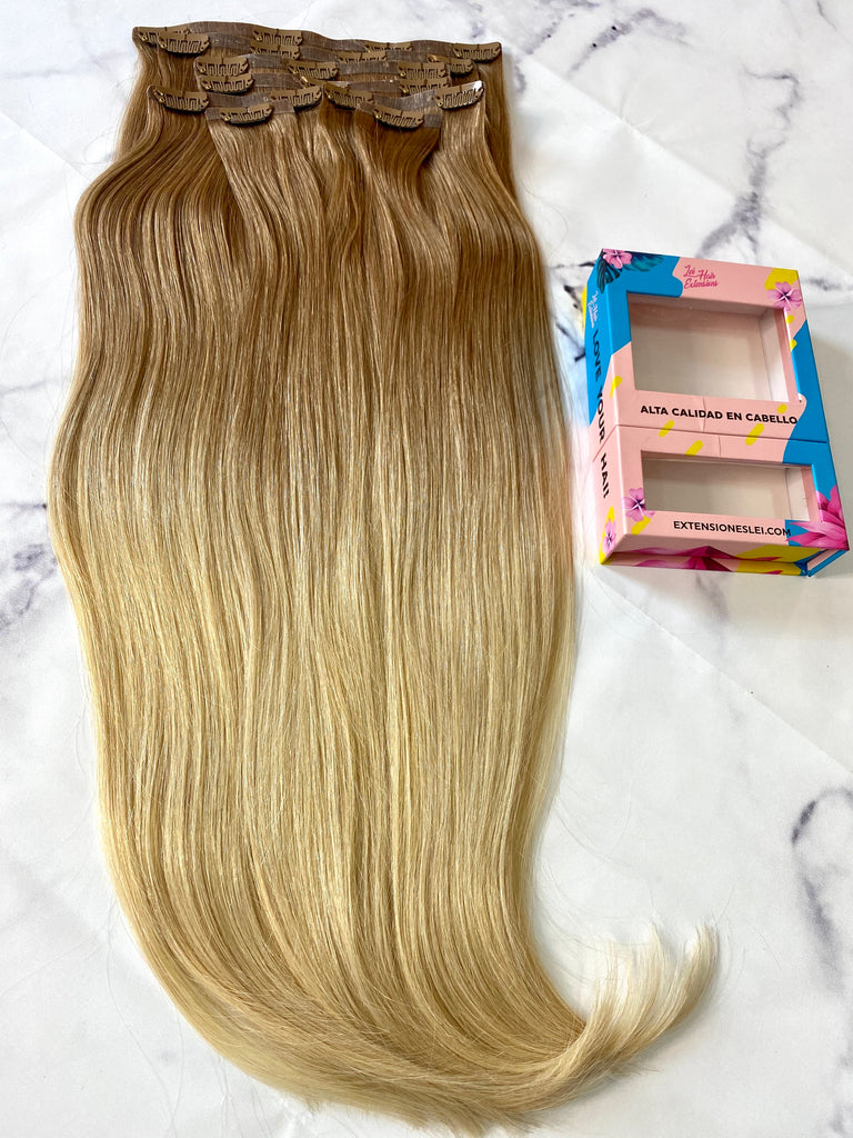 "Fit clips vanilla love 22"" 200g"