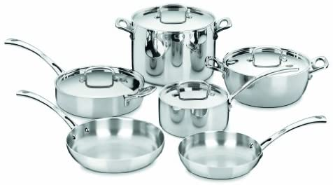 French Classic Cookware set