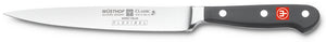 4550-7/18 wusthof classic 7 inch flexible fillet knife. riveted handle.