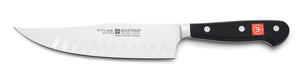 4577-18 wusthof classic craftsman knife. riveted handle.