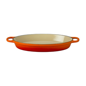 Cast Iron Oval Baker