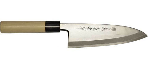 Deba chef's knife -carbon steel