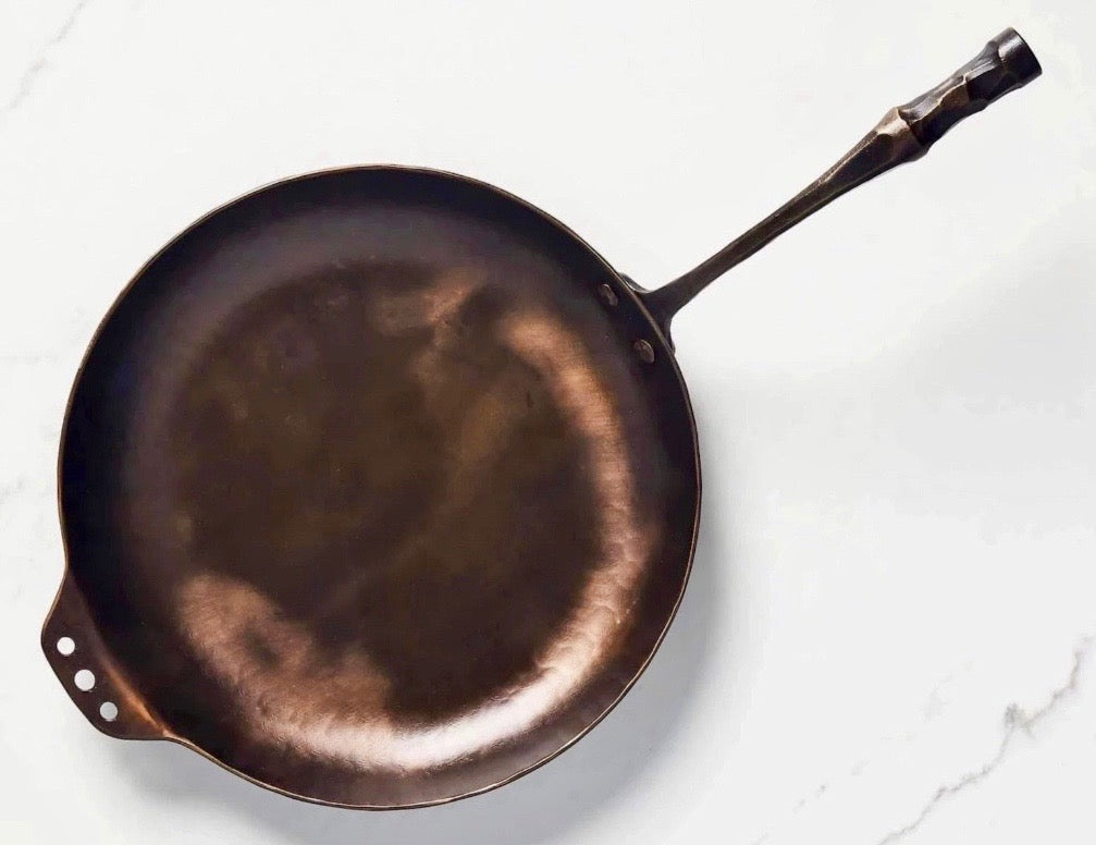 Smithey Carbon Steel Skillet