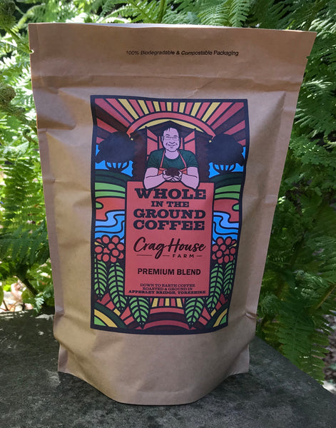 Whole in the Ground - Premium Blend Ground Coffee (225g)