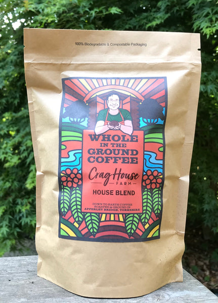 Whole in the Ground - House Blend Ground Coffee (225g)