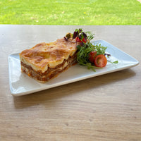 Beef Lasagne (Ready Meal)