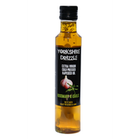 Yorkshire Drizzle Rapeseed Oil - Rosemary & Garlic