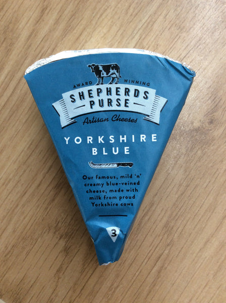 Sheperd's Purse Yorkshire Blue (per 180g)