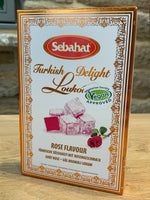 Sebahat Turkish Delight Rose Flavour (250g)