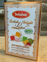 Sebahat Turkish Delight Mixed Flavours (250g)
