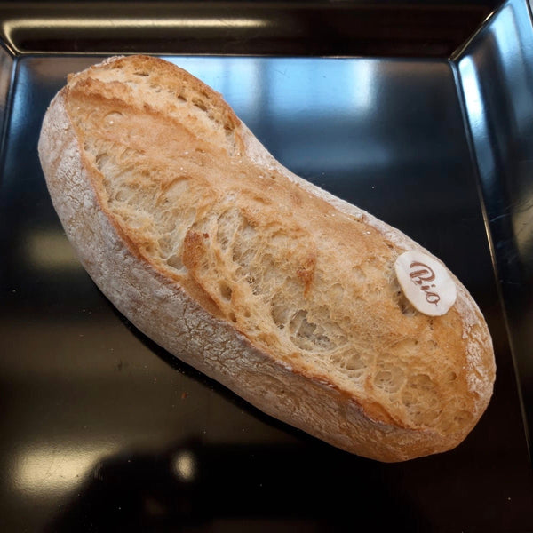 Organic White Bloomer