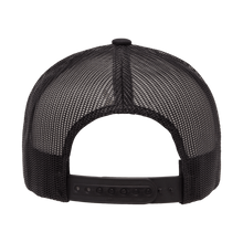Load image into Gallery viewer, Tech Trucker Black/Black