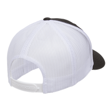 Load image into Gallery viewer, Tech Trucker Black/White