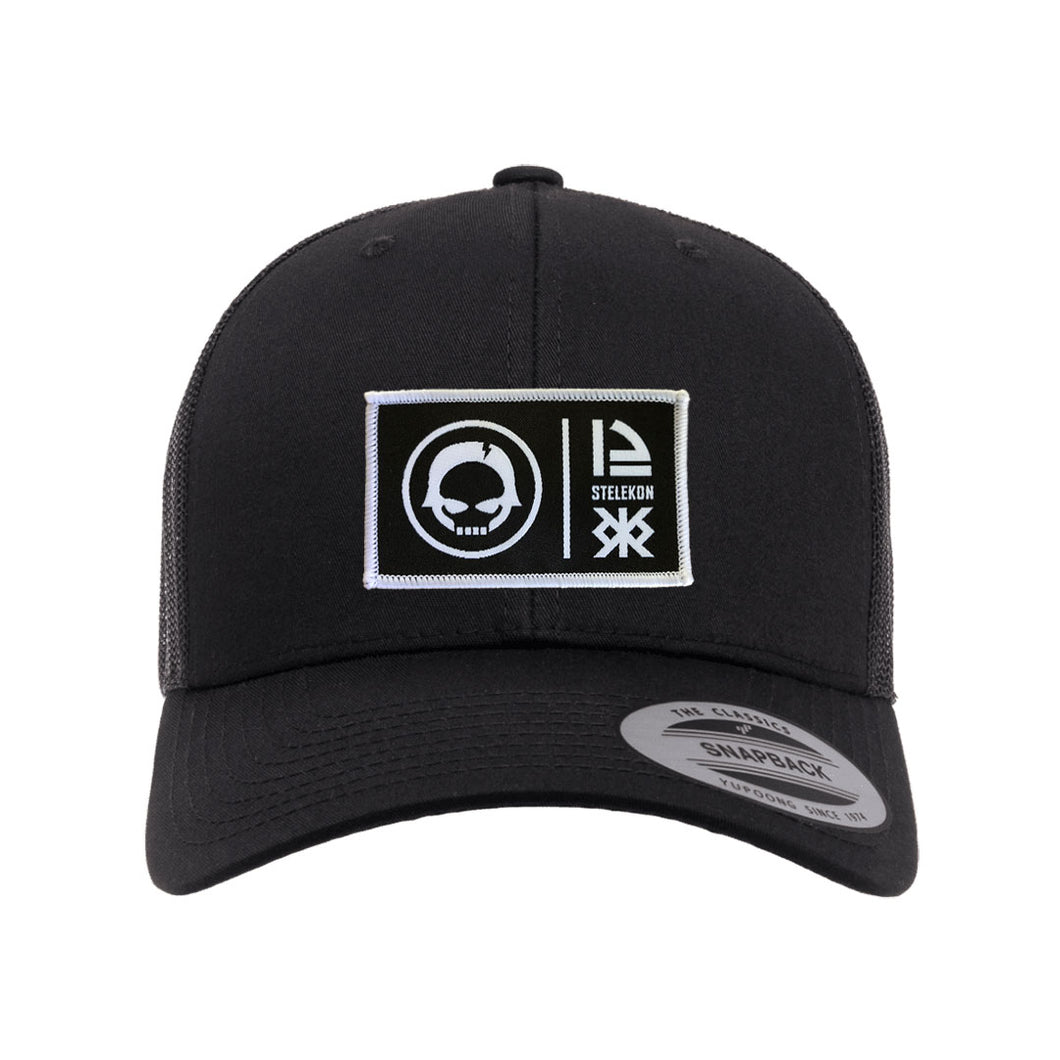 Tech Trucker Black/Black