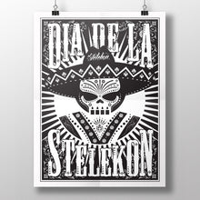 Load image into Gallery viewer, Dia De La Stelekon Poster