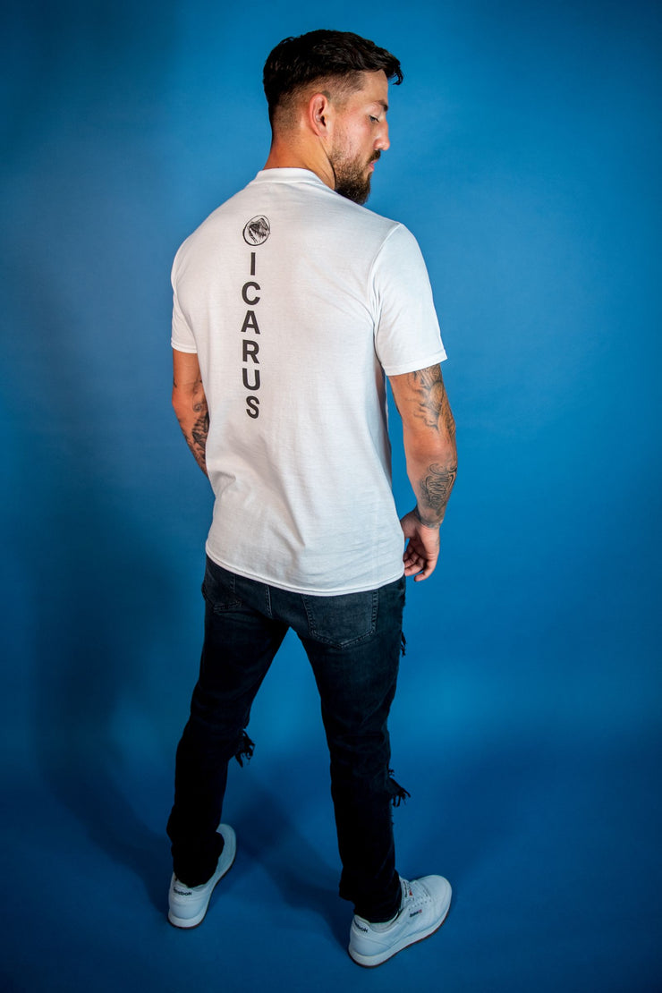 Icarus Legacy Tee - White - Summer Edition