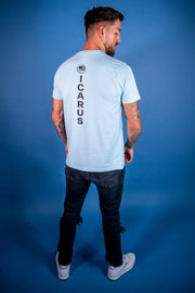Icarus Legacy Tee - Light Blue - Summer Edition