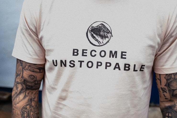 Become Unstoppable - Salmon - Mindset Series