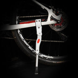 Adjustable MTB Bicycle Kickstand Parking