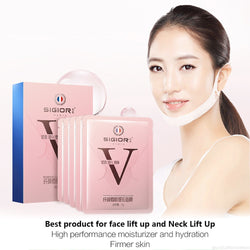 4D V Mask Slim Face Shape