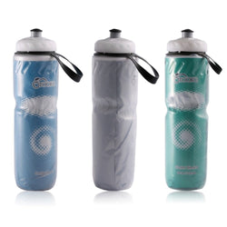 Portable Outdoor Insulated Bicycle Water Bottle