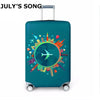 Travel Luggage Protective Cover Suitcase