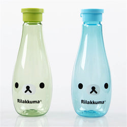 Cute Bear Bottle Unbreakable