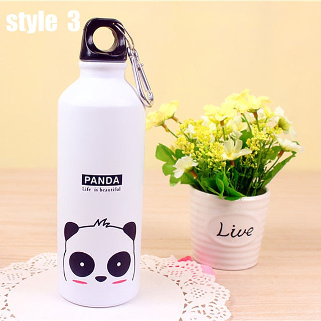 Cartoon Kids Water Bottle