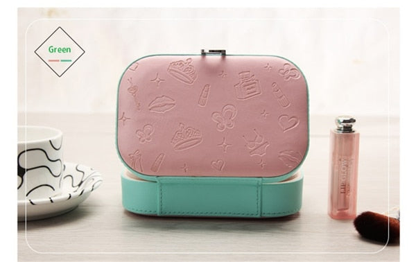Eleganto Travel Jewelry Box