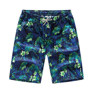 Men Printed Activewear/Beach Shorts - monach-butterfly