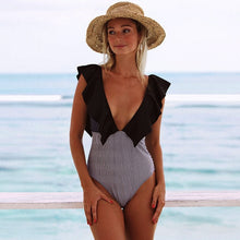 Load image into Gallery viewer, Sexy One Piece Swimsuit Women - monach-butterfly