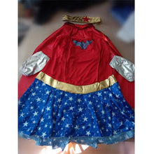 Load image into Gallery viewer, Wonder Woman Superhero costumes - monach-butterfly