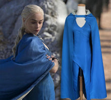 Load image into Gallery viewer, Game Of Thrones Queen Daenerys Targaryen Costume - monach-butterfly