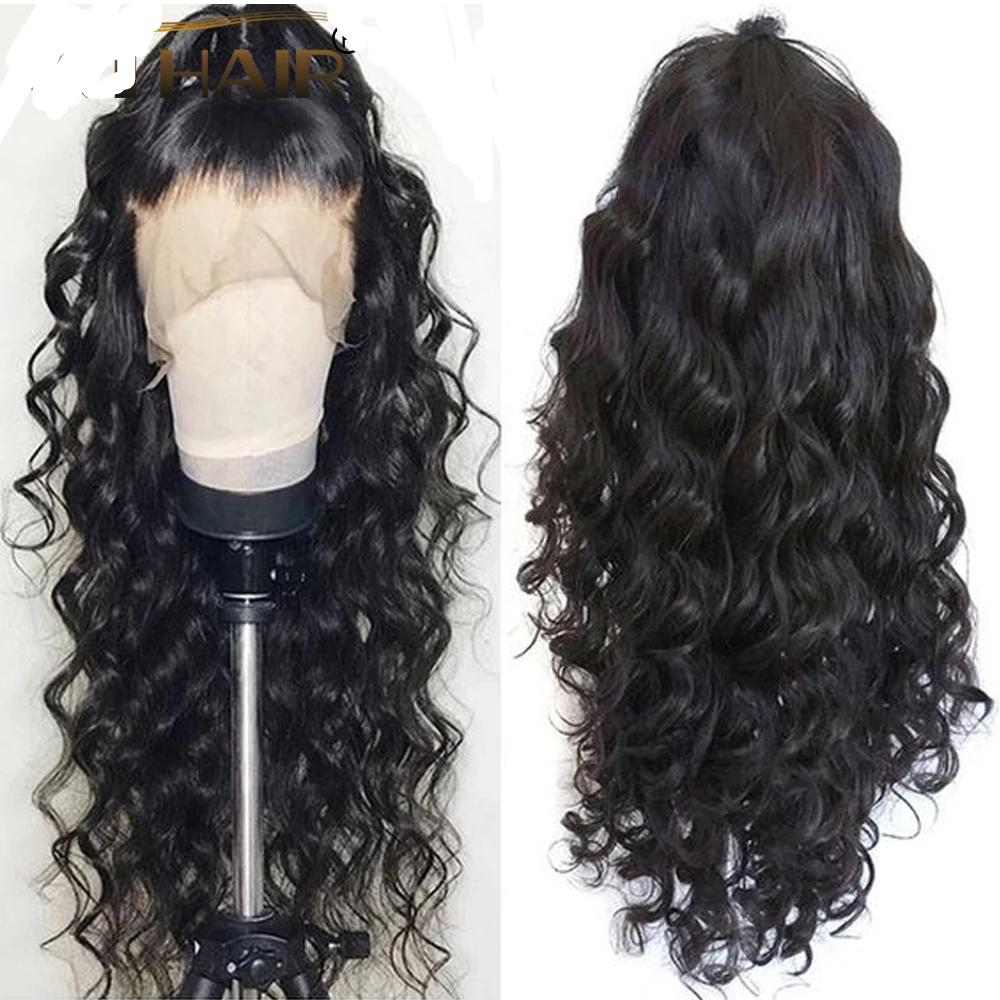 Body Wave 360 Lace Frontal Wig Pre Plucked With Baby Hair Brazilian Remy 13x4 - monach-butterfly