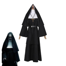 Load image into Gallery viewer, Women Nun costume - The Conjuring 2 - monach-butterfly