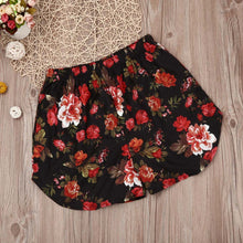 Load image into Gallery viewer, Women High Waist Floral Print Shorts - monach-butterfly