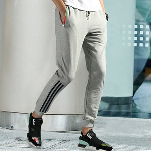 Fashion micro-elastic men's casual pants European size - monach-butterfly