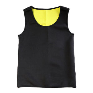 Slimming Belt Belly Men Slimming Vest Body Shaper Neoprene Abdomen Fat Burning Shaperwear - monach-butterfly