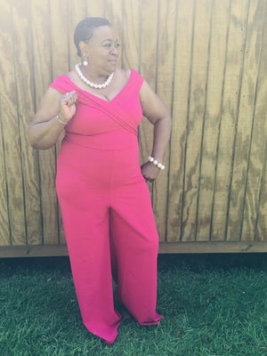 Pretty Prissy Jumpsuit