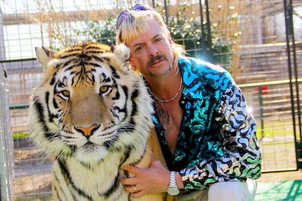 Joe Exotic, Star of Tiger King Documentary Series on Netflix