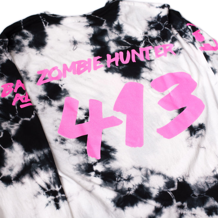 Miami Tie Dye Long Sleeve