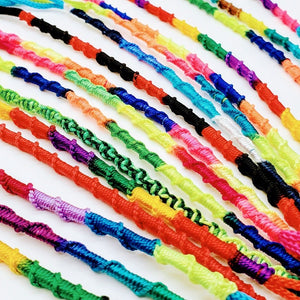 Friendship Bracelets Spiral Cords Pack of 5