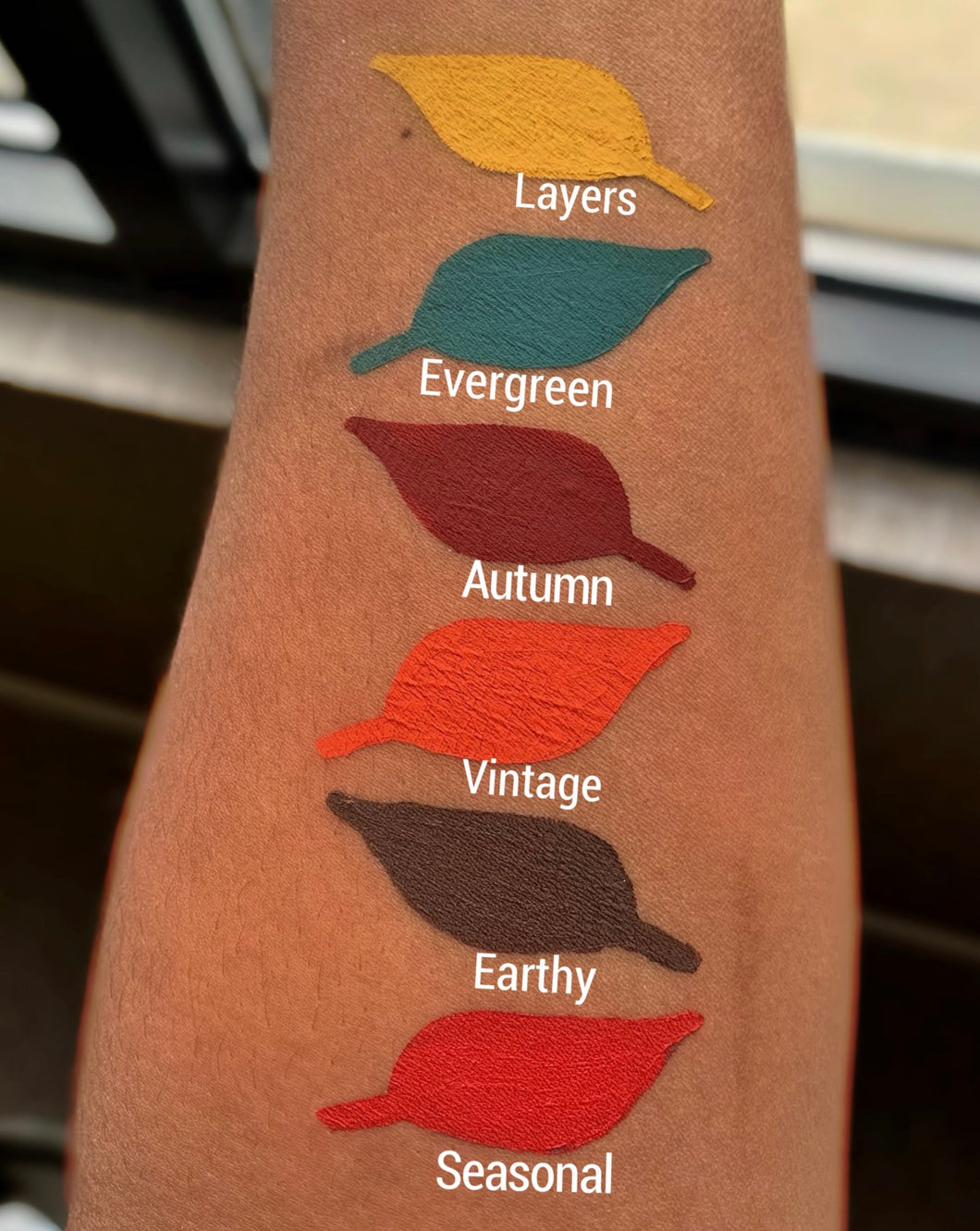 Evergreen Liquid Matte Lipstick