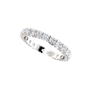 Round Diamond Eternity Band .06ct