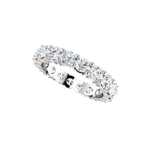Round Diamond Eternity Band .16ct