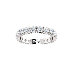 Round Diamond Eternity Band .10ct
