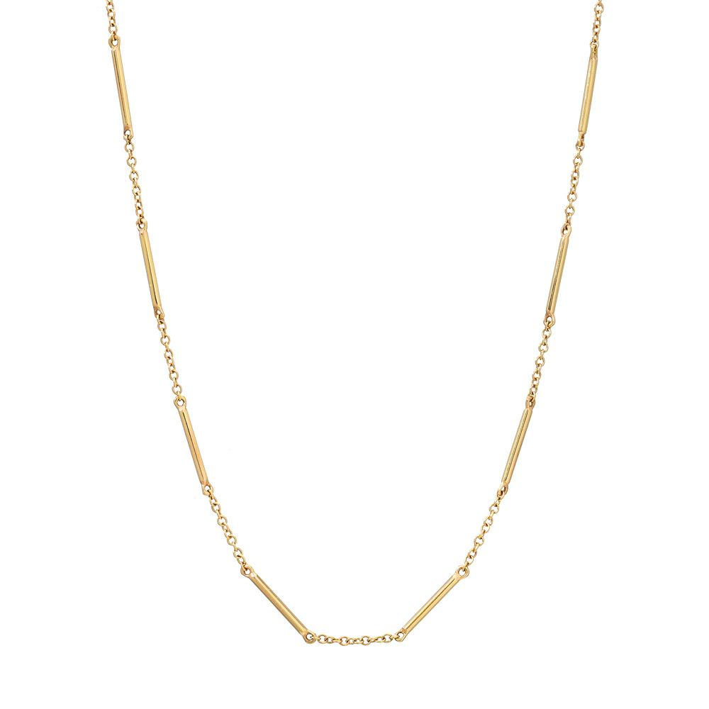 Short Length Unity Chain Necklace