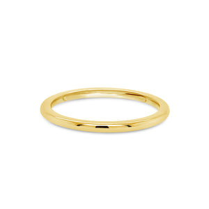 Thin Gold Band